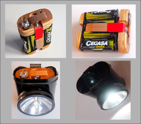 3 Light Mode Eveready LED Aluminium Torch Zoom IN OUT 2 X AA Battery Supplied